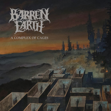 Barren Earth Complex of Cages