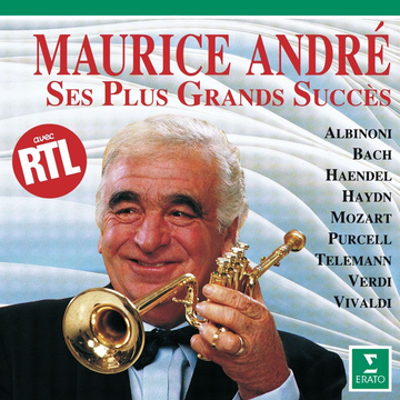 ANDRE,MAURICE Warner Music Maurice André - Le Trompettist du Siecle, CD Classic