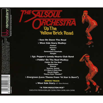 Salsoul Orchestra,The Up the Yellow Brick Road