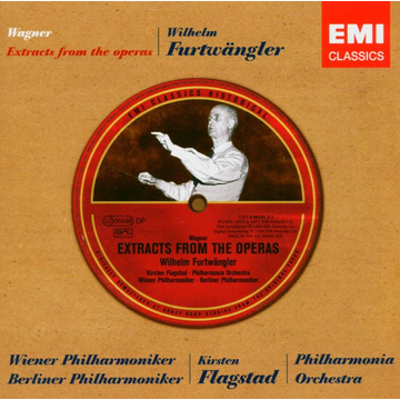 Flastad Wagner: Extracts from the Operas
