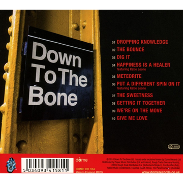 Down To The Bone Dig It