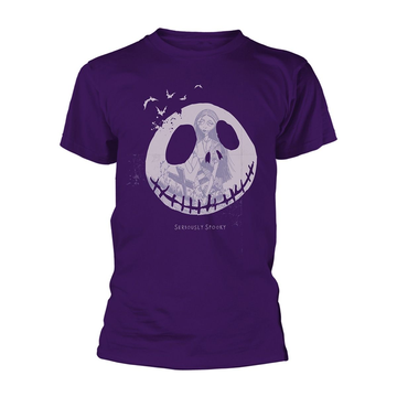 The Nightmare Before Christmas Seriously Spooky T-Shirt M