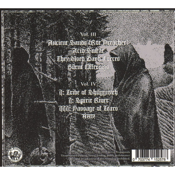 Seer,The (CAN) Cult Of The Void-Vol.3 & IV