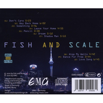 Fish And Scale Fish And Scale