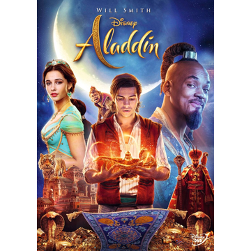 Ritchie, Guy Walt Disney Pictures Aladdin DVD English, Italian