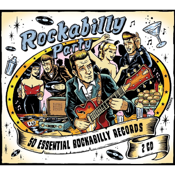 Various Rockabilly Party [My Kind of Music]