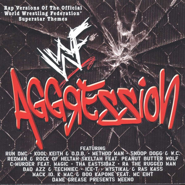 VARIOUS WWF Aggression
