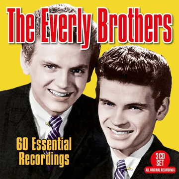 Everly Brothers 60 Essential Recordings