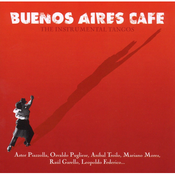 Various Buenos Aires Cafe
