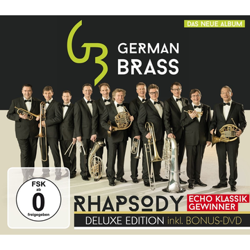 German Brass Rhapsody-Deluxe Edition