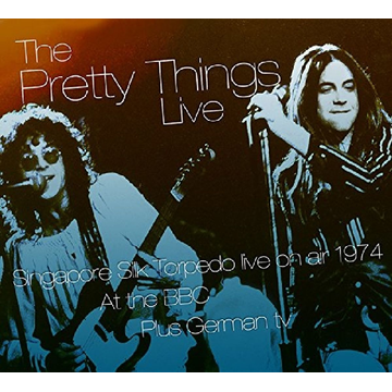 Pretty Things,The Live on Air at the BBC & Other Transmissions 1974-1975