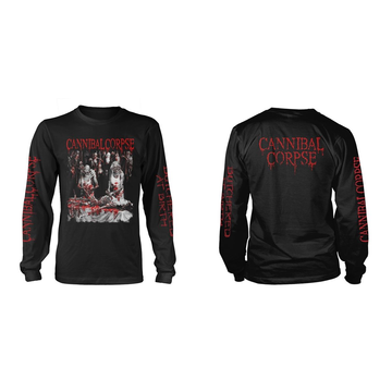 Cannibal Corpse Butchered At Birth (Explicit) Longsleeve S