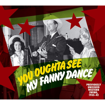 Various You Oughta See My Fanny Dance 1935-42