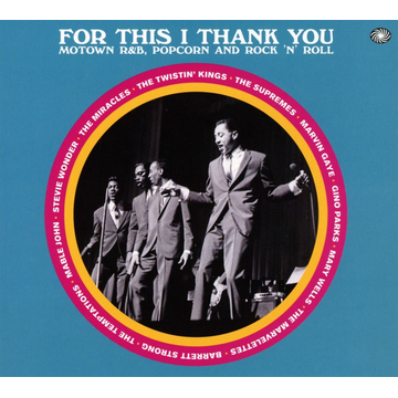 Various For This I Thank You (Motown R&B,Pop&R&R