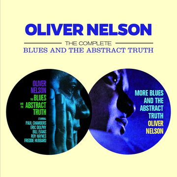 Nelson,Oliver Complete Blues and the Abstract Truth