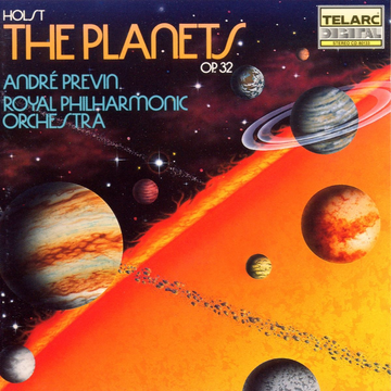 Previn,Andre Holst: The Planets