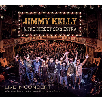 Kelly,Jimmy Live In Concert