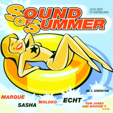 VARIOUS SOS-SOUND OF SUMMER
