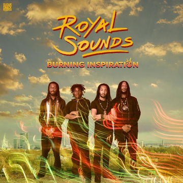 Royal Sounds Burning Inspiration