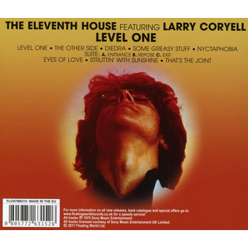 Eleventh House With Larry Coryell Level One