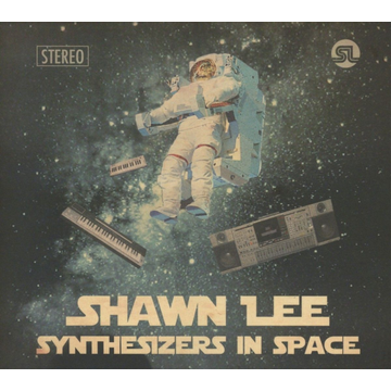 Lee,Shawn Synthesizers in Space