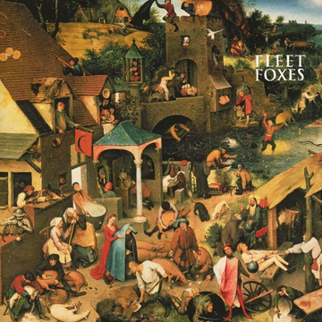 Fleet Foxes Fleet Foxes