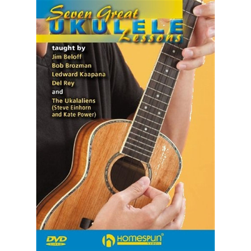 Various Seven Great Ukulele Lessons