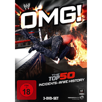 WWE WWE: OMG-The Top 50 Incidents In WWE History