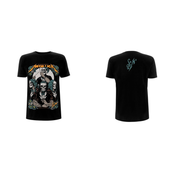 Metallica S&M2 After Party T-Shirt L