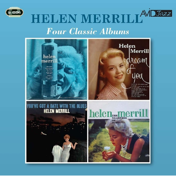 Merrill,Helen Four Classic Albums