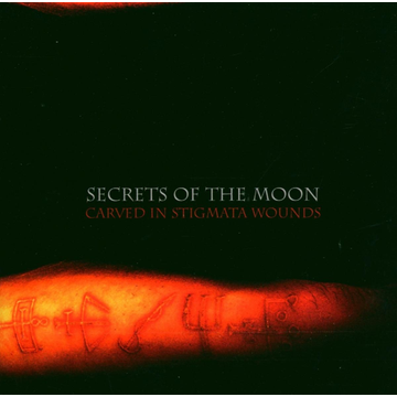 Secrets Of The Moon Carved In Stigmata Wounds (Ltd.Gatefold/Red Vin