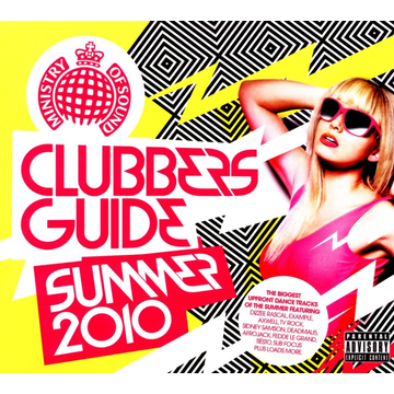 Various Clubbers Guide Summer 2010