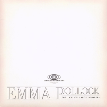 Pollock,Emma The Law Of Large Numbers
