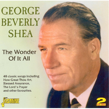 Shea,George Beverly Wonder of it All