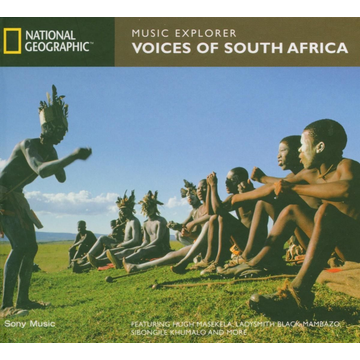 VARIOUS VOICES OF SOUTH AFRICA