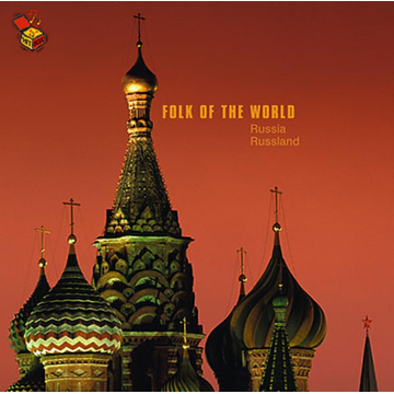 Various Folk of the World: Russia