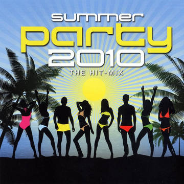 various summer party 2010-the hit mix