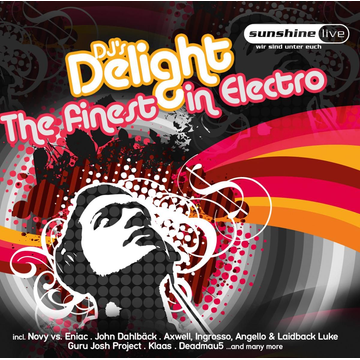 Various Finest in Electro: DJ's Delight