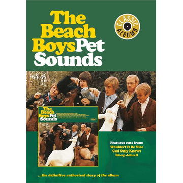 Beach Boys,The Classic Albums: Pet Sounds (DVD)