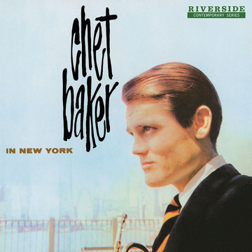 Baker, Chet In New York (OJC Remasters)