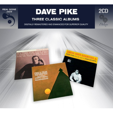 Pike,Dave 3 Classic Albums