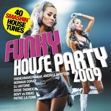 Various Funky House Party 2009