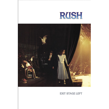 Rush Exit...Stage Left [Video]