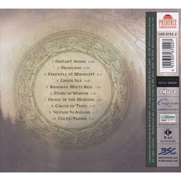Scholl,Bernd Circle Of Trees-A Celtic Voyage