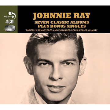Ray,Johnnie Seven Classic Albums Plus