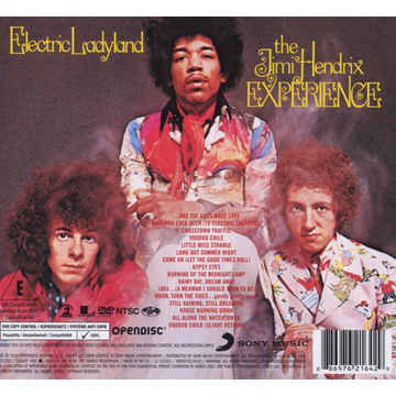 Hendrix,Jimi Experience Electric Ladyland