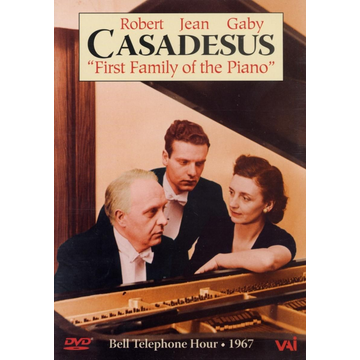 Casadesus,R. First Family Of The Piano