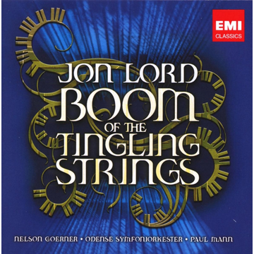 Lord Jon Lord: Boom of the Tingling Strings