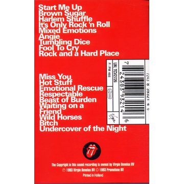 Rolling Stones,The Jump Back-Best Of Rolling Stones