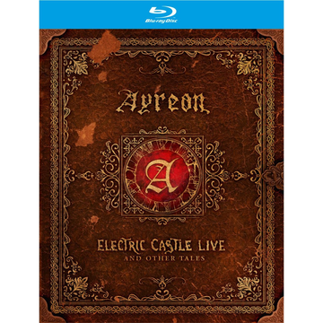 Ayreon Electric Castle Live And Other Tales (Bluray)